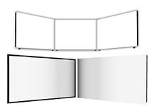 ScreenLine Fashion White triptique