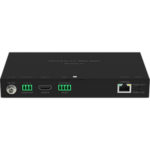 récepteur video en IP
