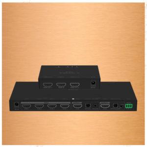 sélecteurs distributeurs HDMI